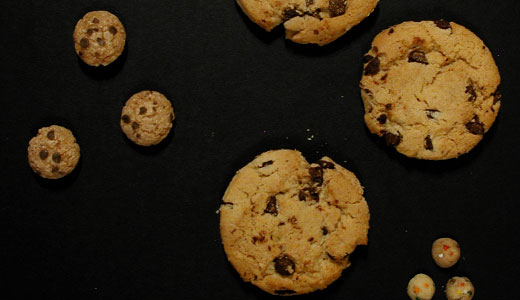 Cookie Asteroids